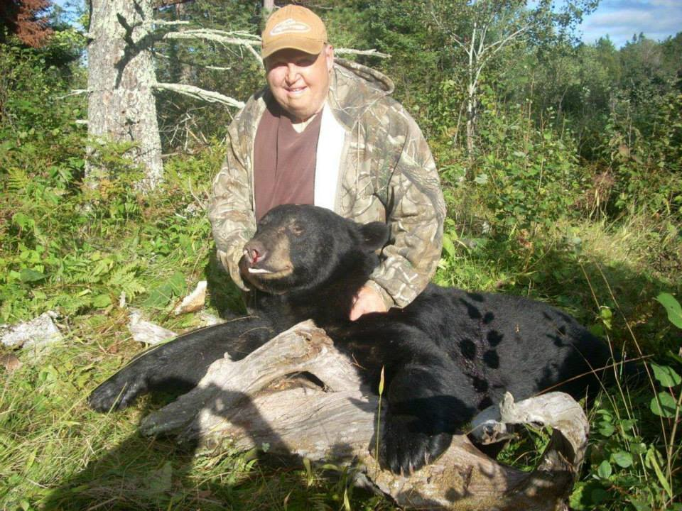 Some of the best black bear habitat in Northwest Wisconsin