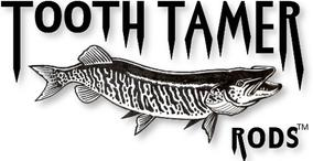 Tooth Tamer Fishing Rods